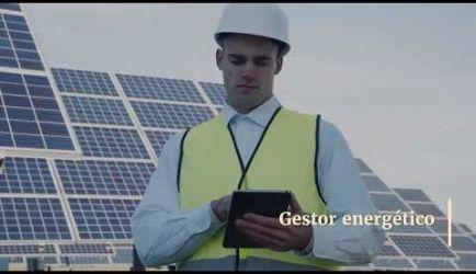 Curso de FP Eficiencia Energética y Energía Solar Térmica: vídeo de las salidas profesionales que promete la formación al titularte