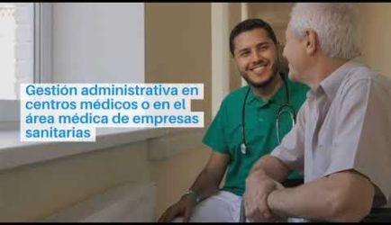 Secretariado Médico: vídeo de los puestos de trabajo que ofrece la formación profesional al titularte