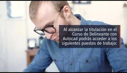 Encuentra aquí las salidas profesionales y el sueldo de un Delineante con Autocad